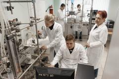 Лаборатория нефтепереработки