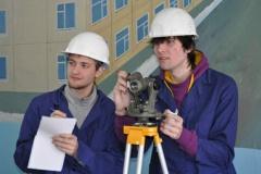 Конкурс профессионального мастерства среди будущих строителей